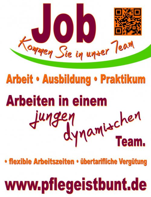 Schaufenster B Job